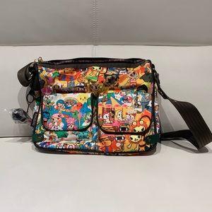 Tokidoki LeSportsac Graziosa bag in Carnivale